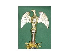 Eagle, Cast Brass