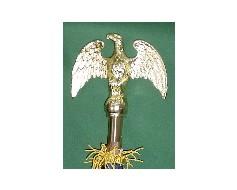 Eagle, Cast Brass