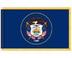 Utah Flag - Indoor