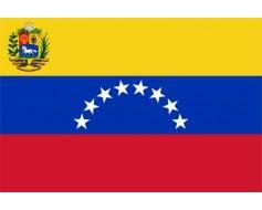 Venezuela Flag (With Seal)