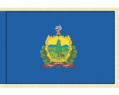 Vermont Flag - Indoor