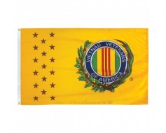 3x5' Vietnam War Veterans Commemorative Flag