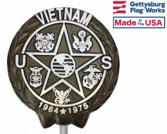 Vietnam Armed Forces Grave Marker
