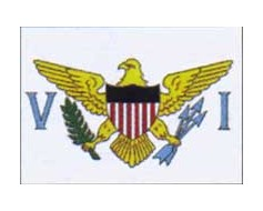Virgin Islands Sticker