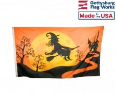 Wicked Witch Flag - 3x5'
