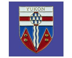 The Yukon Lapel Pin (Shield)