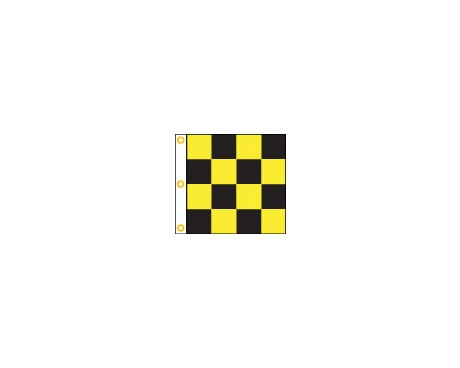Golf Directional Flag Style #3 - 14x18""