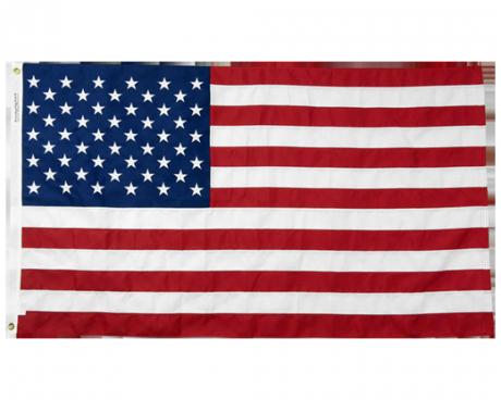 Heavy Duty Polyester American Flag