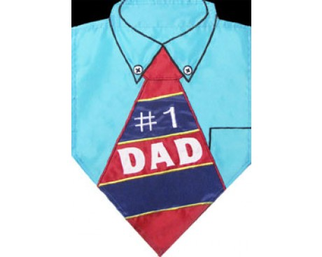 #1 Dad House Banner