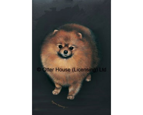 Pomeranian Flag (Painting)