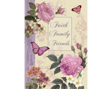 Faith, Family, Friends House Banner