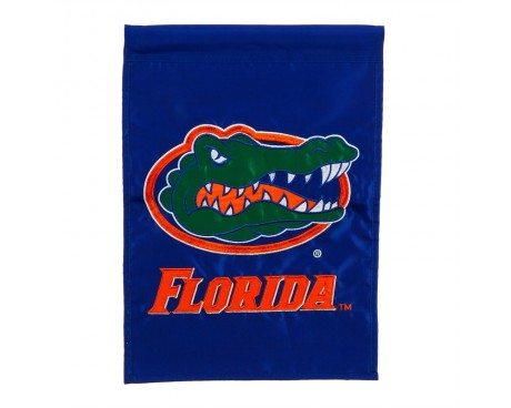 "Florida Gators Garden Flag - 12X18"" -CHOOSE OPTIONS"