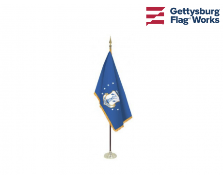 Air National Guard Indoor Flag Set