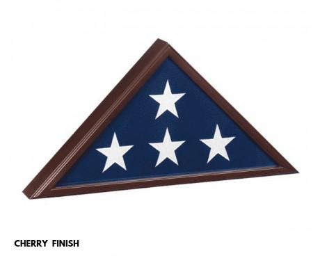 "Memorial Case ""Veteran"" Cherry"