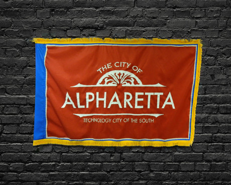 Custom City, Town & Community Flag Portfolio