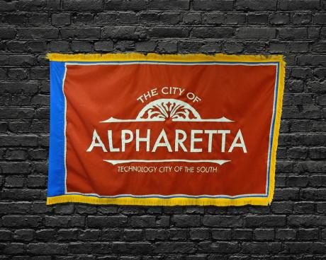 Custom City, Town & Community Flag Portfolio
