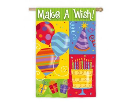 Make A Wish Flag