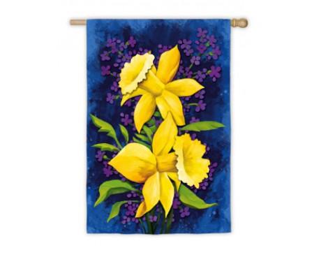Daffodil Garden Flag