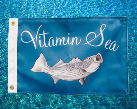 Custom Boat Flag Portfolio