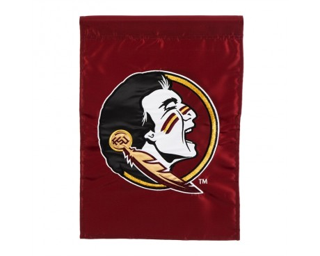 "FSU Seminoles Garden Flag - 12X18"" -CHOOSE OPTIONS"