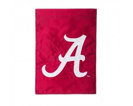 "Alabama Crimson Tide Garden Flag - 12X18"" -CHOOSE OPTIONS"