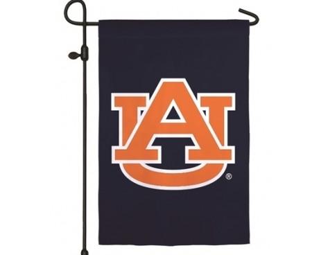 "Auburn Tigers Garden Flag - 12X18"" -CHOOSE OPTIONS"