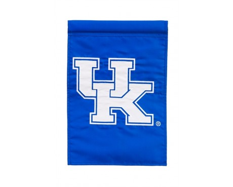 "Kentucky Wildcats Garden Flag - 12X18"" -CHOOSE OPTIONS"