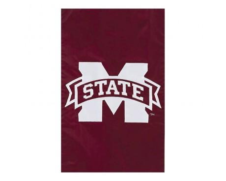 "Mississippi State Garden Flag - 12X18"" -CHOOSE OPTIONS"