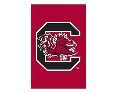 "South Carolina Gamecocks Garden Flag - 12X18"" -CHOOSE OPTIONS"
