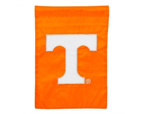 "Tennessee Volunteers Garden Flag - 12X18"" -CHOOSE OPTIONS"
