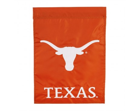 "Texas Longhorns Garden Flag - 12X18"" -CHOOSE OPTIONS"