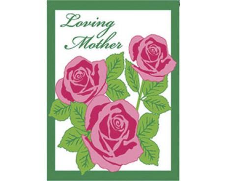 Loving Mother Garden Flag
