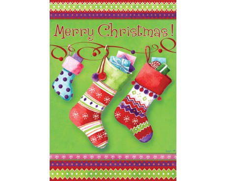 Holiday Stockings House Banner