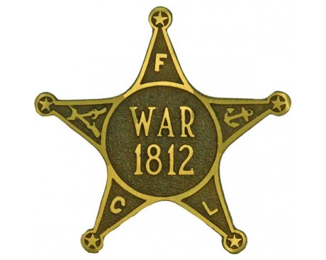 War of 1812 Grave Marker