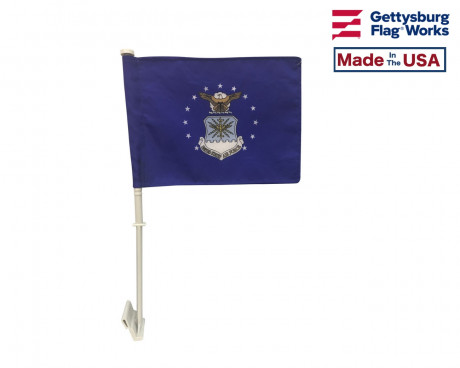 AIR FORCE CAR WINDOW FLAG