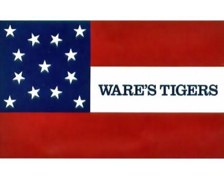 1st TX Cavalry Company F Flag - 3x5'