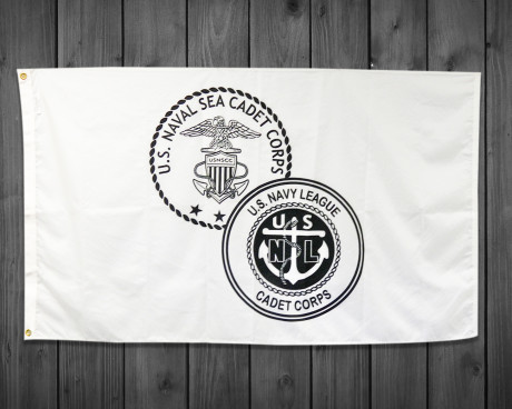 Custom Sea Cadet Flags