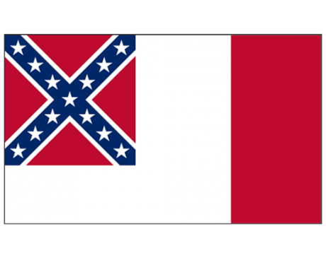 Confederate, 3rd National Flag