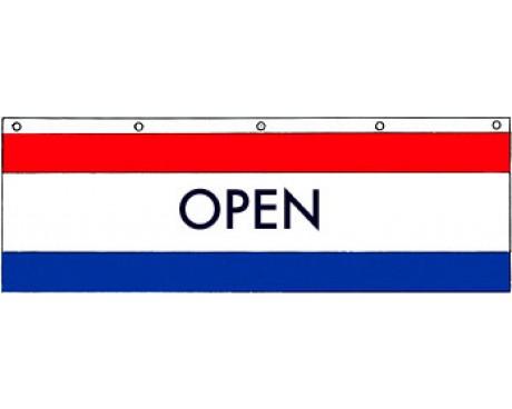 Open Banner - 3x10'