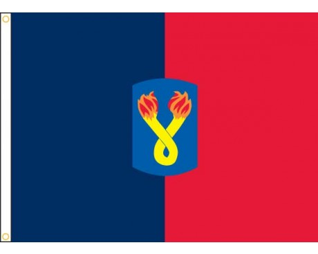 196th Light Infantry Brigade Flag - 3x4'