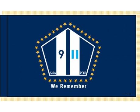 We Remember Indoor Flag