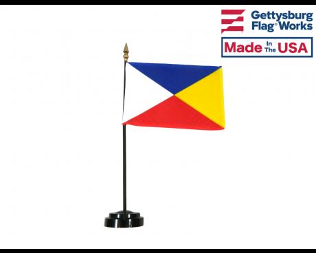 Mayan Stick Flag