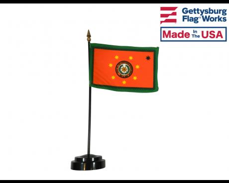 Cherokee Nation Stick Flag