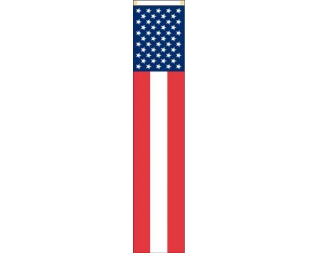 American Flag Pulldown