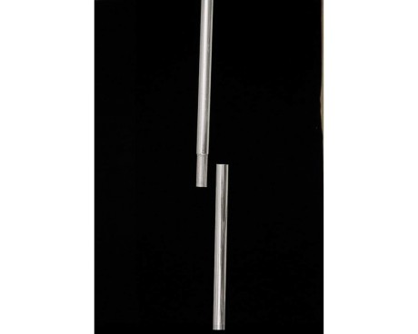 "6' Aluminum Flagpole X 3/4"" diameter with Eagle"
