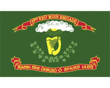 69th N.Y. Irish Brigade Regiment Flag - 3x5'