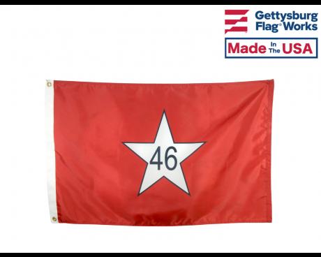 Original Oklahoma State Flag