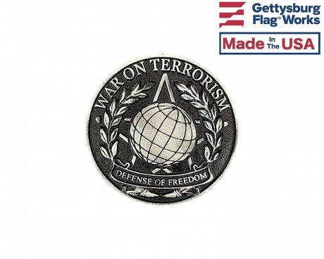 War on Terror Grave Marker