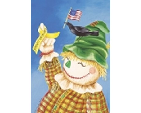 Support Scarecrow House Banner