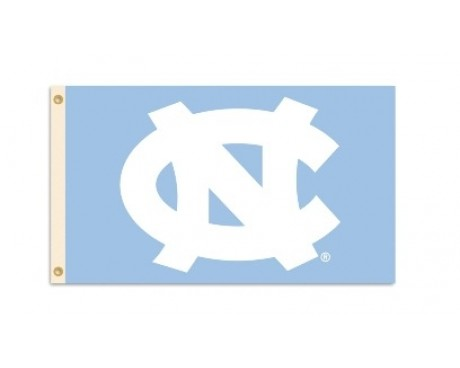 North Carolina Tar Heels Outdoor Flag